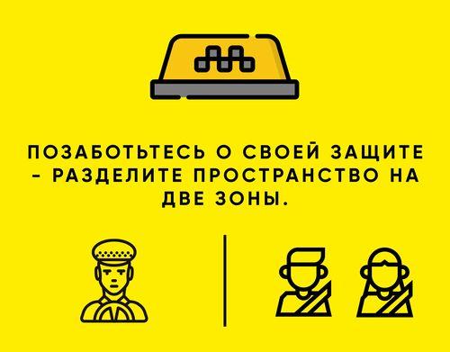 защитная перегородка в такси прозрачная