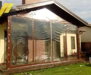 окна на веранду