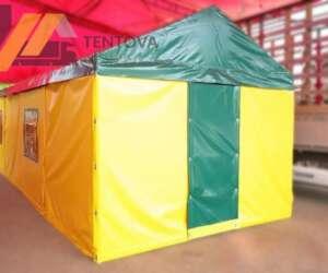 Тентовая палатка из пвх